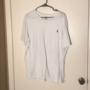 Polo Ralph Lauren White T-shirt